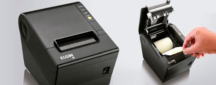 Impressora I9 Elgin